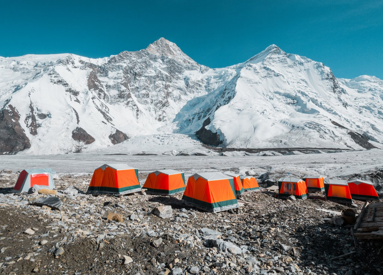 the North Inylchek Base Camp by @kuznetsovkz - photographer-0435